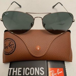 Ray-Ban Aviator Sunglasses RB3026 62-14mm 003/62